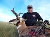 Table Mountain Outfitters, Antelope hunting