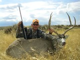 Table Mountain Outfitters, Mule deer hunting
