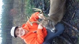 Blackwell Bend Hunting Lodge, First buck