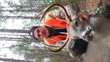 2017 louisana hunter scores buck