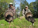 California Turkey Hunting Client G. Beekman