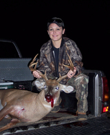 Women Love to Hunt Too!