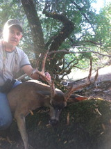 California A zone blacktail