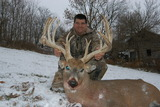 Big Whitetail Bucks in Ohio, Whitetail Deer Hunts Ohio Style.