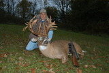 Deer Hunting Ohio, Trophy Whitetails Whitetail Haven Outfitters.