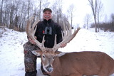 Whitetail Deer Hunting Whitetail Haven Outfitters Ohio.
