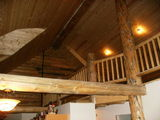 Hunting Lodge Loft.