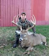 Premier Outfitters of  Western Kentucky, November giant