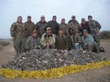 Dove Group Hunt