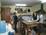 Dove Lodge Kitchen