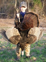 Turkey Hunting in AL