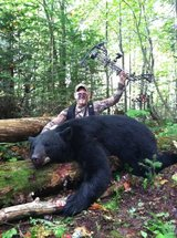 Cole outdoors bear 2012