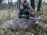 NW Missouri River Bottom Buck