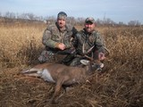 North Missouri Whitetail Bow Hunting