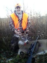 Missouri Whitetail Rifle Hunting