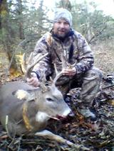 Missouri Whitetail Rut
