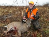 North Missouri Whitetail Rifle Hunting