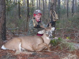 Youth Whitetail Deer Hunting Florida.