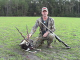 Blackbuck Hunting In Florida.
