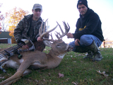 Whitetail deer hunting in Missouri