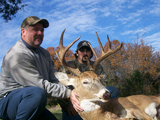 Iowa whitetail hunting
