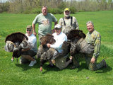 Stuyvesant Outdoor Adventures Spring gobblers - eastern turkey