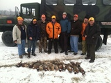 Stuyvesant Outdoor Adventures Pheasant hunt