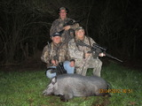Trophy Boar Hunting in Georgia.