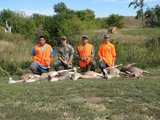 Youth doe hunt