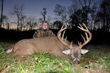 Ohio Trophy Deer Hunting