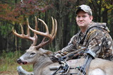 Ohio Bow Hunting Whitetail Deer