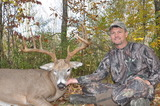 Trophy Deer Hunting Ohio.