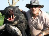 Coralsea Safaris, Got Big Pig?