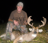 Western Kentucky whitetail deer hunts