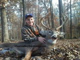 Trophy deer hunting Western Kentucky