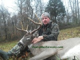 Western Kentucky Whitetail Deer Hunting