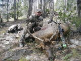 Archery Elk Hunt in Idaho
