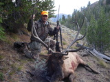 Elk Hunt in Idaho - Rifle Season