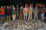 Muddy Creek Whitetails, Bird Hunt