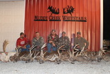 Muddy Creek Whitetails, Kansas Whitetails