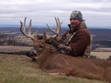 Mountain Top Whitetail Haven, Really nice buck!