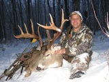 Alberta Whitetail Deer Bowhunting
