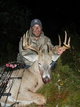 Canadian Whitetail Deer Hunts.