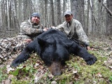 Black Bear Hunting Alberta.