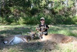 Hunting in Florida at Knights Farm.