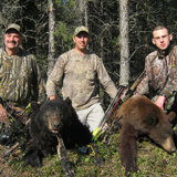 Manitoba bear hunting