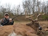 Whitetail Deer Hunts in Ohio.