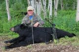 Bow Hunting Black Bear