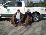 Trophy Moose Hunts in Ontario