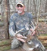Maine Hunter Guided Fall 2011 Whitetail Buck